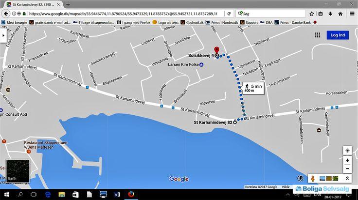 Solsikkevej 4, 3390 Hundested - Nær børnevenlig strand og Lynæs lystbådehavn #helårsgrund #grund #grundsalg #hundested #selvsalg #boligsalg #boligdk