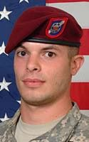 Army Cpl. Brad A. Davis  Died April 22, 2009 Serving During Operation Iraqi Freedom  21, of Garfield Heights, Ohio; assigned to the 82nd Brigade Support Battalion, 3rd Brigade Combat Team, 82nd Airborne Division, Fort Bragg, N.C.; died April 22 near Baghdad, Iraq, of wounds sustained when an improvised explosive device detonated near his vehicle.