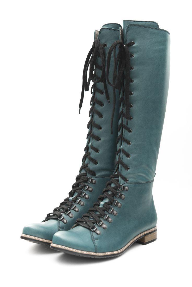 Kozaki Manufaktury Stylu, fall boots by www.emazur.com.pl