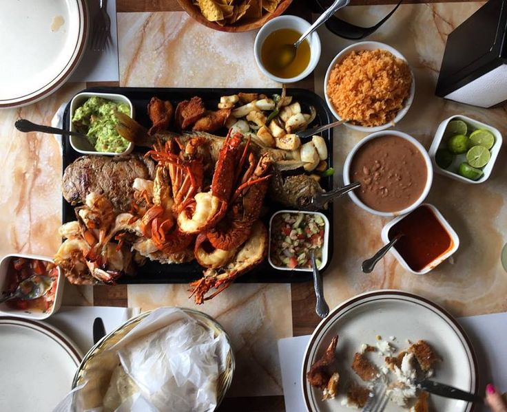 Feeling hungry? You will always find fresh and delicious lobster at Puerto Nuevo!  Adventure by Isa Gonzalez #food #seafood #bc #mexico
