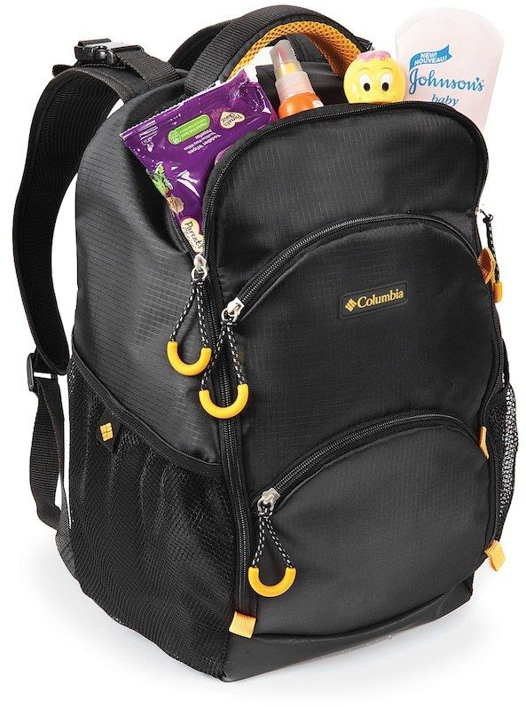 Columbia Pine Oaks Backpack Diaper Bag