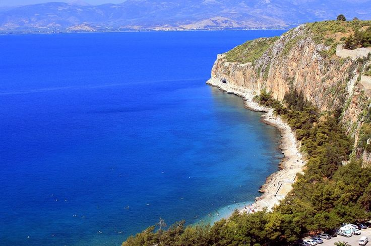At the beach, life is so beautiful!!  Soak up the sun, feel the sand beneath your feet, feel the breeze and relax. Enjoy Nafplio!!