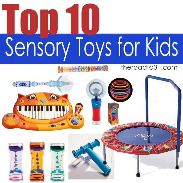 Toys For Sensory Processing Disorder : Best ideas about sensory toys for autism on pinterest
