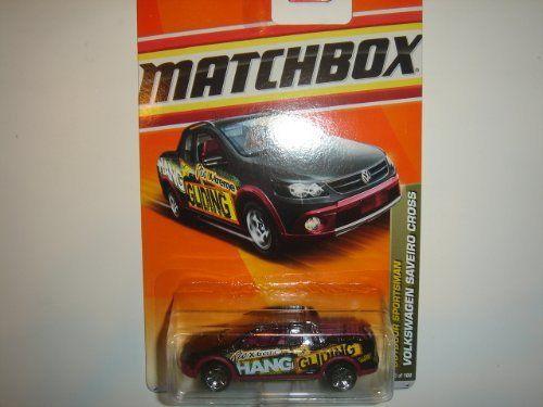 2011 Matchbox Outdoor Sportsman Volkswagen Saveiro Cross Black #80 of 100 by Mattel. $0.01