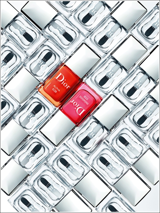 i love both these nail paint shades from dior, they are so awesome!