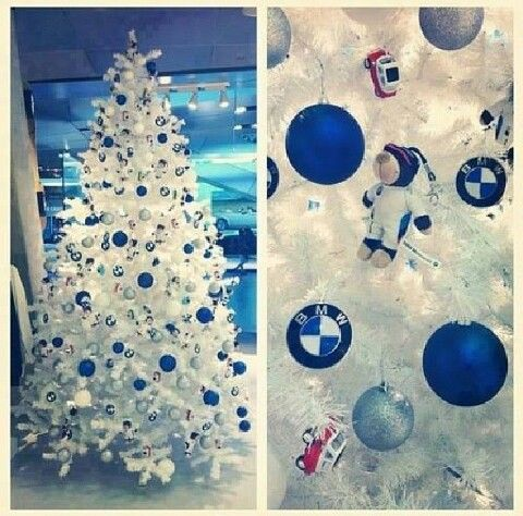 Bmw Christmas Tree