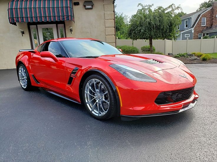 2019 Corvette Coupe For Sale in Pennsylvania 2019 Grand