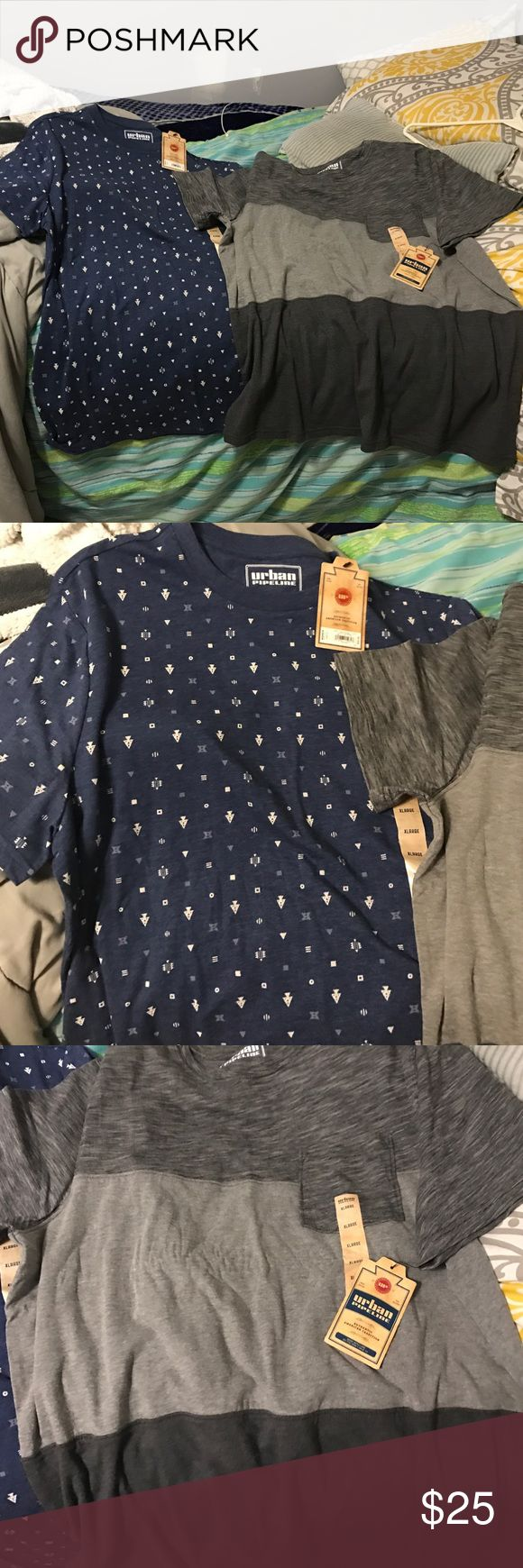 Men's shirts brand new Brand new. Both XL Tops