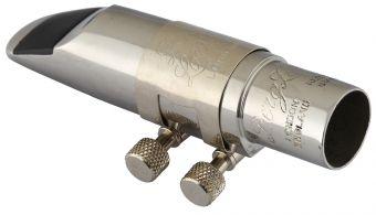 Berg Larsen Steel Mundstück Altsaxophon 90 - Mundstück für AltsaxophonSerie: Steelstrahlender KlangBahnöffnung: mi...