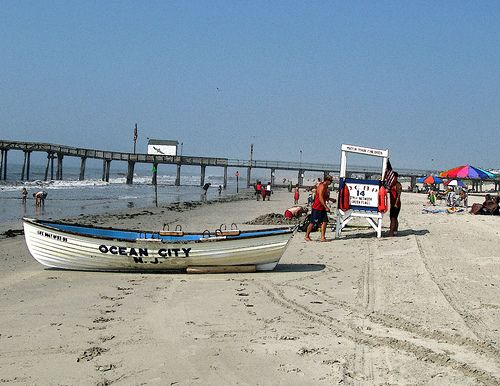 17 beste afbeeldingen over ocean city new jersey op for Nj shore fishing report