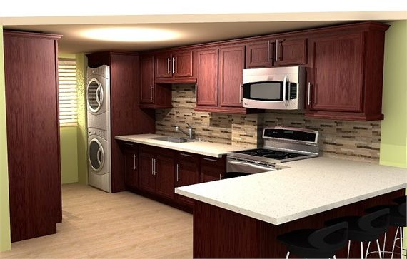 14 best images about cabinets on pinterest shaker for Kitchen designs trinidad