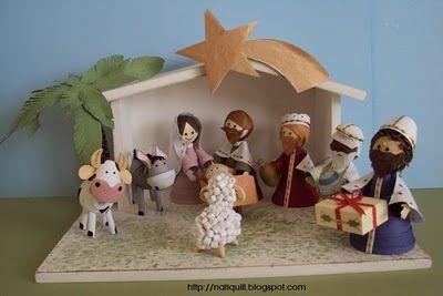Presépio Nativity Scene