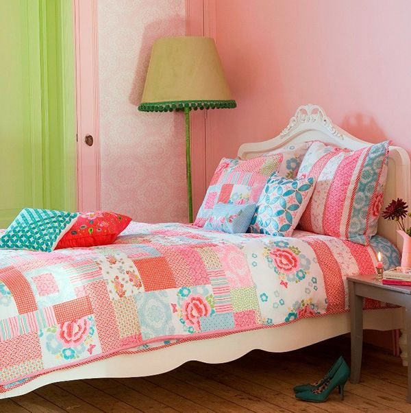 http://www.hearthandmade.co.uk/wp-content/uploads/2014/03/Bright-patchwork-quilt-from-Room-seven.jpg