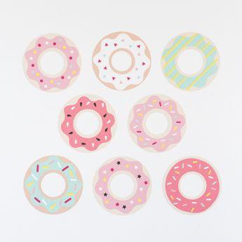 Donuts+Wallstickers