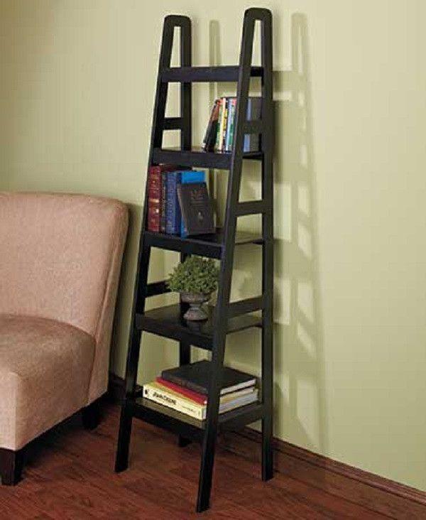 25+ best ideas about Black ladder shelf on Pinterest ...