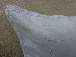 Lace Pillowcases