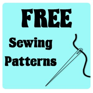 So Sew Easy: A Gazillion FREE Sewing Patterns - pinning to check out later as my phone won't let it work.