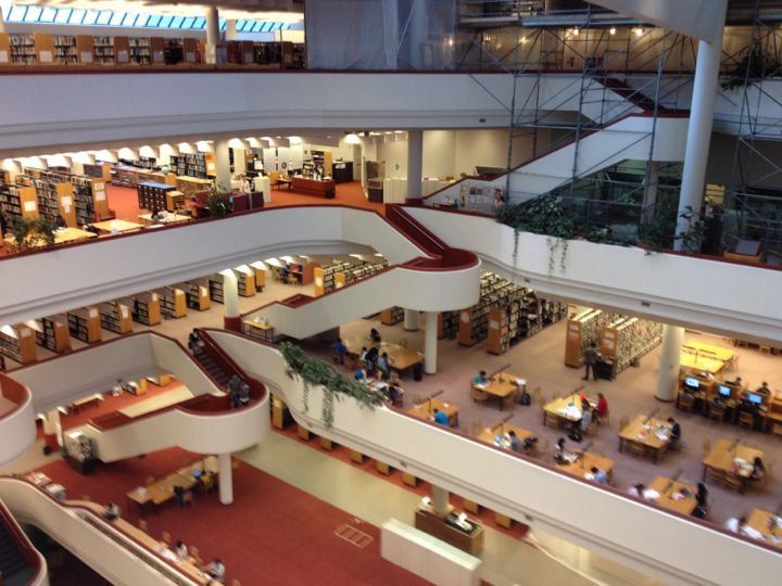 Toronto Reference Library in Toronto, ON
