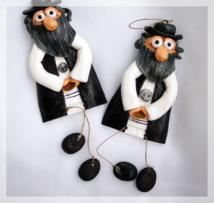 Salt Dough Jew