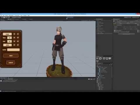 Make RPG 08 - Player Manager and Customization - YouTube