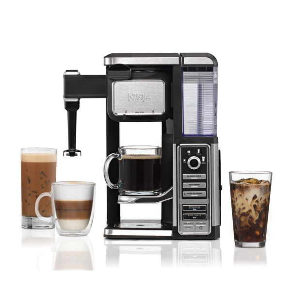 Ninja Coffee Bar Single-Serve System. I just upgraded my kitchen with this bad-boy! ☕️