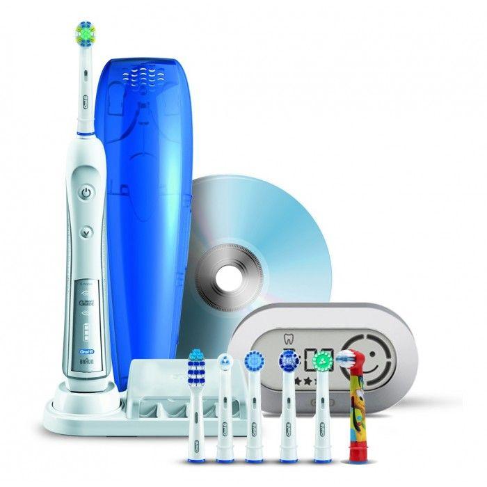 Elektryczna szczoteczka do zębów Oral-B ® Triumph 5000