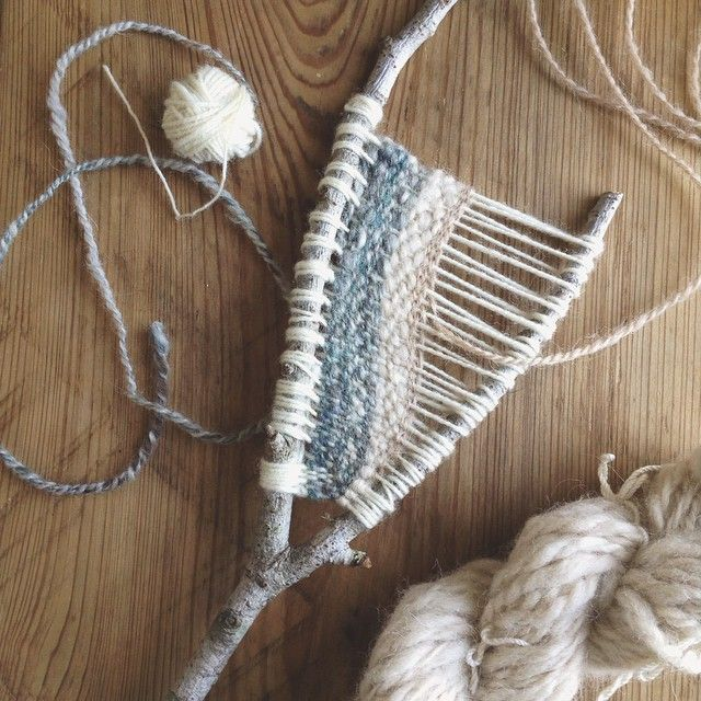 branch weaving Mais
