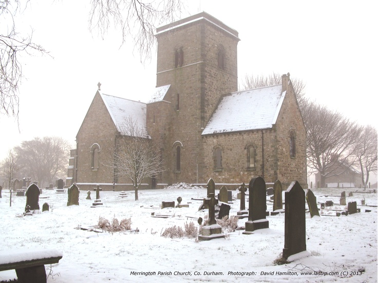 Merrington Church dusted with snow.  Christmas card for lastrp.com in 2013?  Would it be suitable?  Your thoughts please.