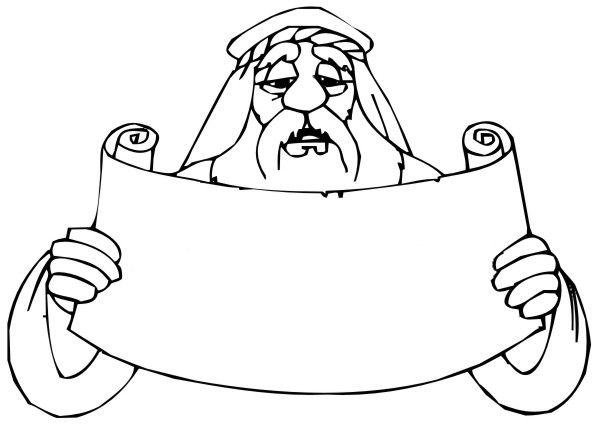 isaiah and micah coloring pages | 37 best Bible - Prophets images on Pinterest | Bible ...