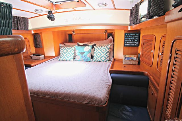 Decorating A Boat Or Tiny Home Putting The Fun In Function