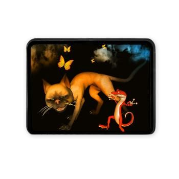 #Funny #cat and #gecko #Hitch #Cover > Funny cat and gecko > dreamworld