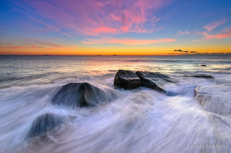 Photograph Jersey Morning Palette by Junel Corales on 500px