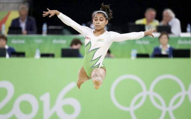 India at Rio 2016, Day 2: Dipa Karmakar creates history. The Tripura-girl, who is the country's first woman gymnast to qualify for the Olympics, managed to perform her much-appreciated 'Produnova' vault cleanly to secure 14.850 points after two attempts. Read full article at - http://bit.ly/2aFuLpv. #DentalBlasters #DentistsCricketTeam
