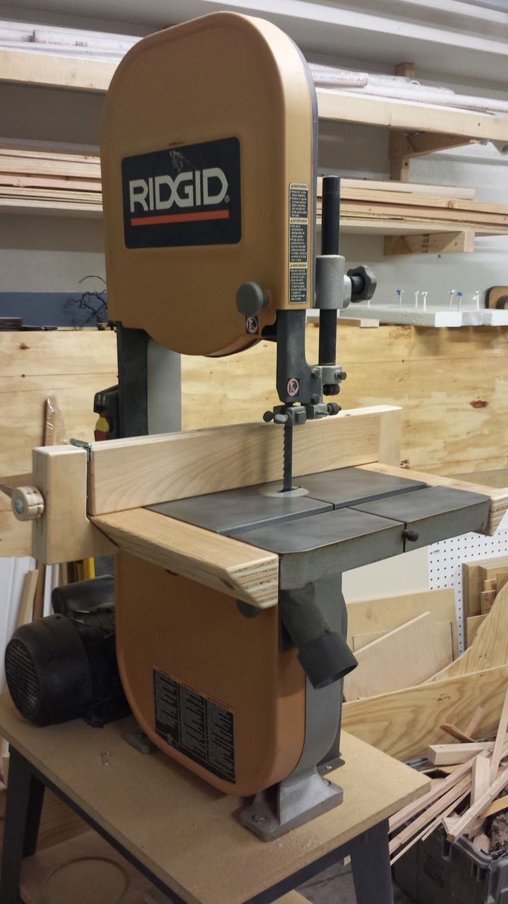 How To Make A Band Saw Fence Woodworking Projects Amp Plans