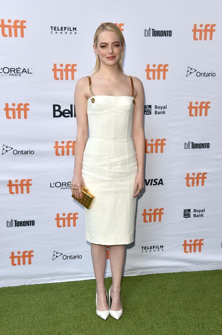 Emma Stone in Tom Ford   Toronto Film Festival 2017
