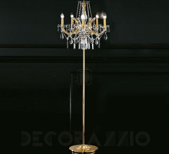 картинка Светильник  напольный Masiero Atelier, Maria Teresa VE 942 STL5 MT изображение