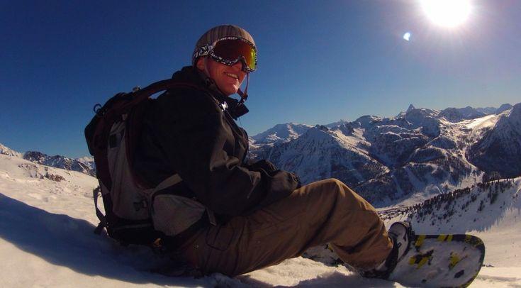 Video: Shredding the Alps - Globesnail