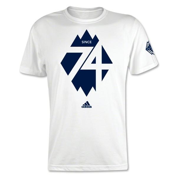 Vancouver Whitecaps Graphic T-Shirt   $21.99