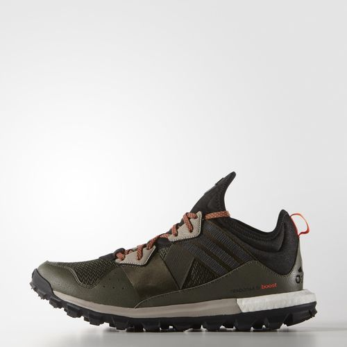 adidas Trail Runner Response Boost Shoes - Black | adidas Australia