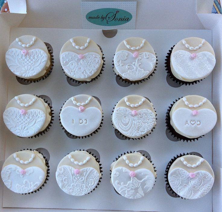 361 best Beautiful Wedding Cupcake Ideas images on ...