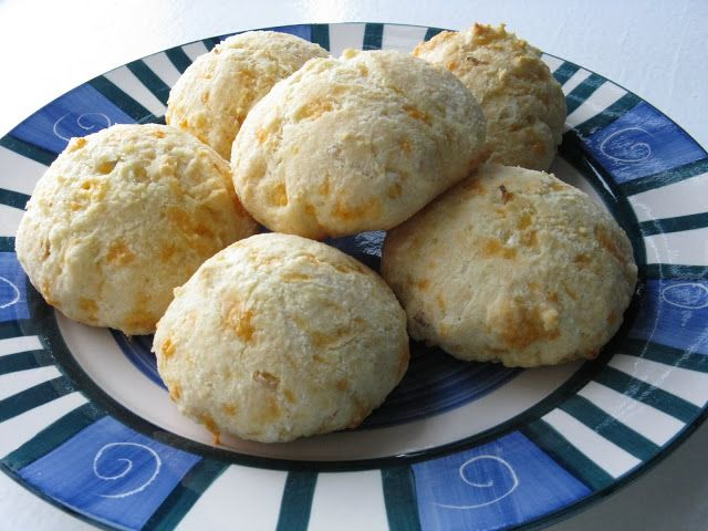 GF Brazilian Cheese Bread/Rolls