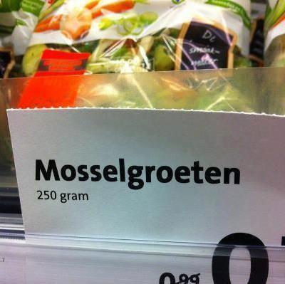 #Winkelhumor Van de #Mosselman.......