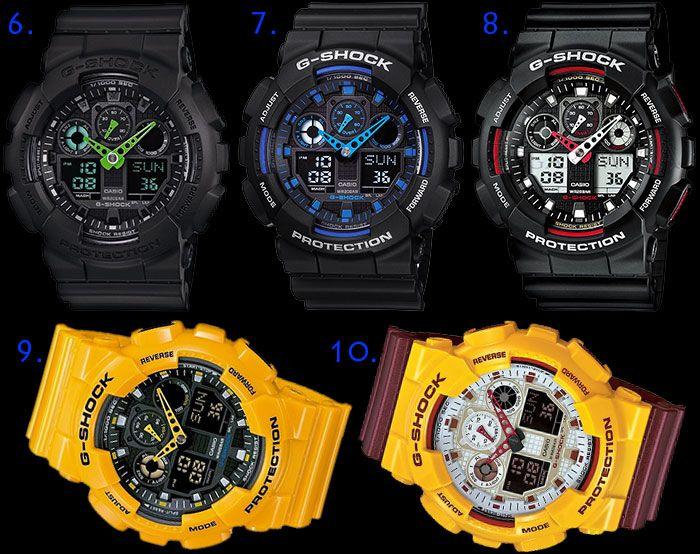 Zegarek męski CASIO - G-SHOCK 20BAR + PUDEŁKO (5172511298) - Allegro.pl - Więcej niż aukcje.