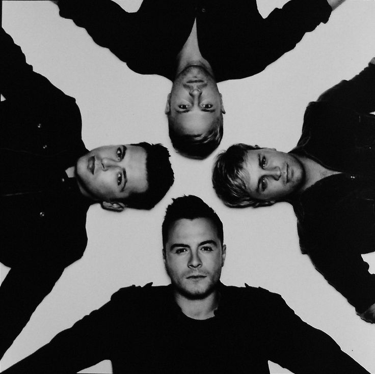 Westlife Gravity Photo Shoot
