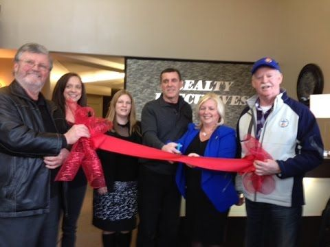 Grand Opening of Realty Executives Way Ltd. Brokerage January 26, 2015.  Did you miss it?  Darolyn Jones Team captured the highlights & shared on YouTube.  Check out our current listings in the City of Kawartha Lakes Ontario at www.darolynjonesteam.com email darolyn@darolynjonesteam.com call 705-324-7171 Like us on FB, Follow us on Twitter, Blogger & LinkedIn
