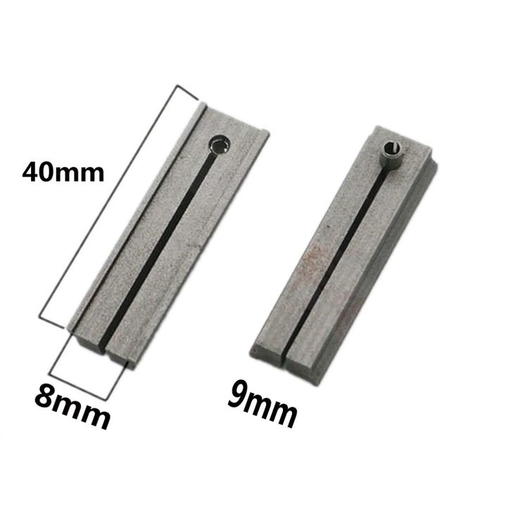 Universal For Honda External Milling Key Clamp Chuck Handle outer milling Fixture For Vertical WenXing Key Cutting Machines L119