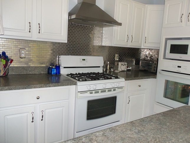73 best stainless steel tile images on pinterest | stainless steel