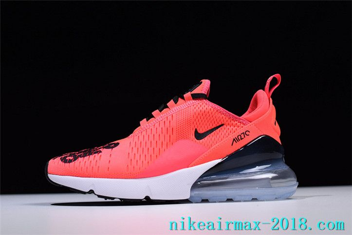 big sale 9a5a9 f13b3 New Arrival Nike Air Max 270 BQ0742-996 Womens Athletic Shoes Moves You Red  Black White