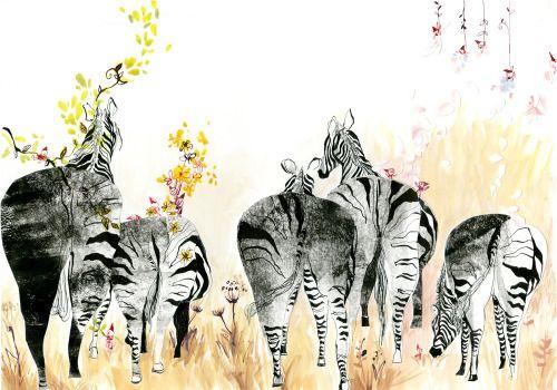 Cindy Wume Illustration WU HSIN-CHIH (Life of Elves)