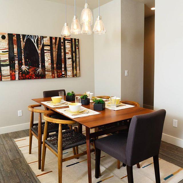 Dining Room Decor Ideas   Home Decor Ideas   Custom Home Designs ...